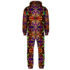 PSYCHIC AUCTION Hooded Jumpsuit (Men)