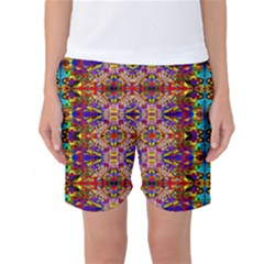 PSYCHIC AUCTION Women s Basketball Shorts