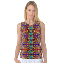 PSYCHIC AUCTION Women s Basketball Tank Top