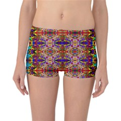 PSYCHIC AUCTION Reversible Boyleg Bikini Bottoms