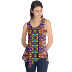 PSYCHIC AUCTION Sleeveless Tunic