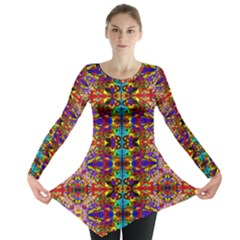 PSYCHIC AUCTION Long Sleeve Tunic