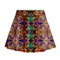 PSYCHIC AUCTION Mini Flare Skirt View1