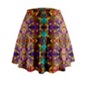 PSYCHIC AUCTION Mini Flare Skirt View2