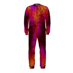Purple Orange Pink Colorful OnePiece Jumpsuit (Kids)