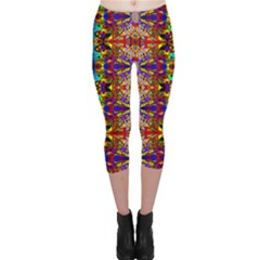 PSYCHO ONE Capri Leggings
