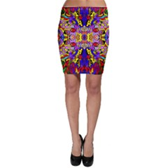PSYCHO AUCTION Bodycon Skirts