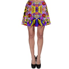 PSYCHO AUCTION Skater Skirt
