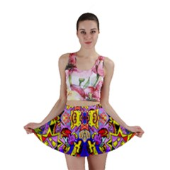 PSYCHO AUCTION Mini Skirt