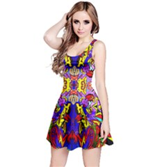 PSYCHO AUCTION Reversible Sleeveless Dress