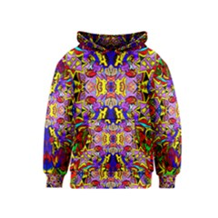 PSYCHO AUCTION Kids  Pullover Hoodie