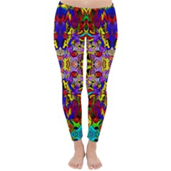 PSYCHO AUCTION Winter Leggings