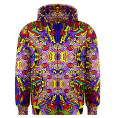 PSYCHO AUCTION Men s Zipper Hoodie