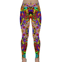 PSYCHO AUCTION Yoga Leggings