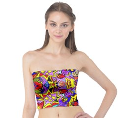 Psycho Auction Tube Top