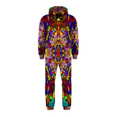 PSYCHO AUCTION Hooded Jumpsuit (Kids)