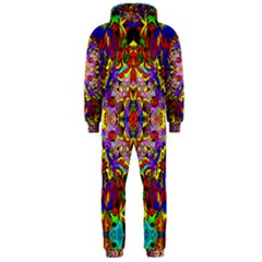 PSYCHO AUCTION Hooded Jumpsuit (Men)