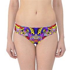 PSYCHO AUCTION Hipster Bikini Bottoms