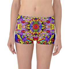 PSYCHO AUCTION Reversible Boyleg Bikini Bottoms