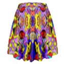 PSYCHO AUCTION High Waist Skirt View2