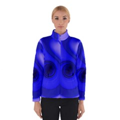 Blue Spiral Note Winterwear