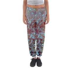 Urban Graffiti Grunge Look Women s Jogger Sweatpants