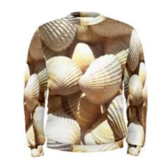 Tropical Exotic Sea Shells Men s Sweatshirt