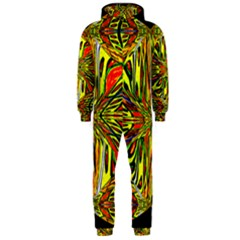 MAGIC WORD Hooded Jumpsuit (Men)