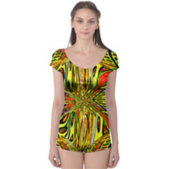 MAGIC WORD Boyleg Leotard (Ladies)