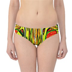 MAGIC WORD Hipster Bikini Bottoms
