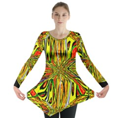 MAGIC WORD Long Sleeve Tunic