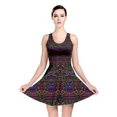 BUBBLE CEUSH Reversible Skater Dress