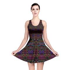 BUBBLE CEUSH Reversible Skater Dress