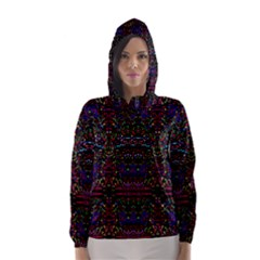 Bubble Up Hooded Wind Breaker (Women)