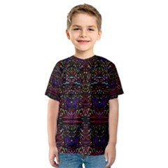Bubble Up Kid s Sport Mesh Tee