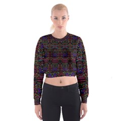 Bubble Up Women s Cropped Sweatshirt