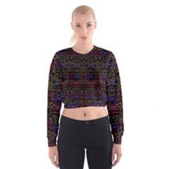 Bubble Up Women s Cropped Sweatshirt