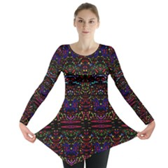 Bubble Up Long Sleeve Tunic