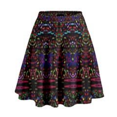 Bubble Up High Waist Skirt