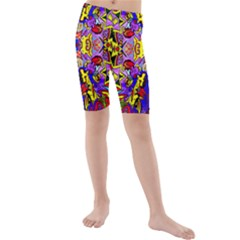 Psyco Shop Kid s Mid Length Swim Shorts