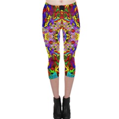 Psyco Shop Capri Leggings