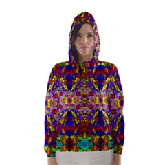 Psyco Shop Hooded Wind Breaker (Women)