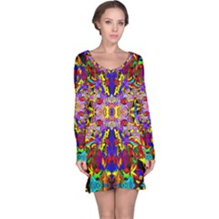 Psyco Shop Long Sleeve Nightdress