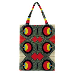 Exile Planet Classic Tote Bag