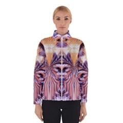 Fire Goddess Abstract Modern Digital Art  Winterwear