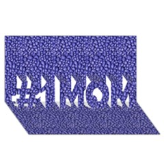 Abstract Texture #1 MOM 3D Greeting Cards (8x4)