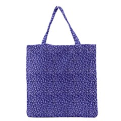 Abstract Texture Grocery Tote Bag