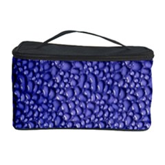 Abstract Texture Cosmetic Storage Cases