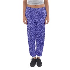Abstract Texture Print Women s Jogger Sweatpants