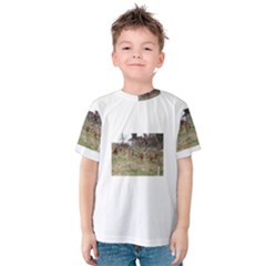 Bloodhounds Working Kid s Cotton Tee